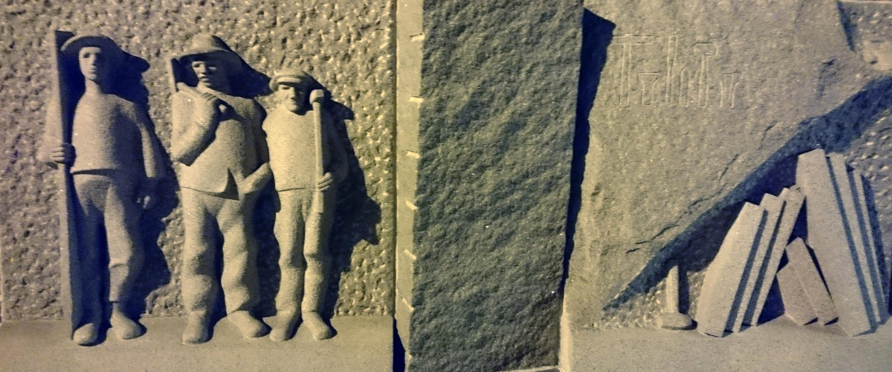 Stenhogger_Monument
