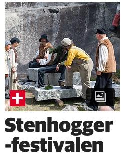 Stenhoggerfestivalen billedserie