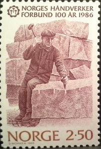 Stenhoggerne var viktige for framvekst av både fagforbund og håndverkerforeninger
