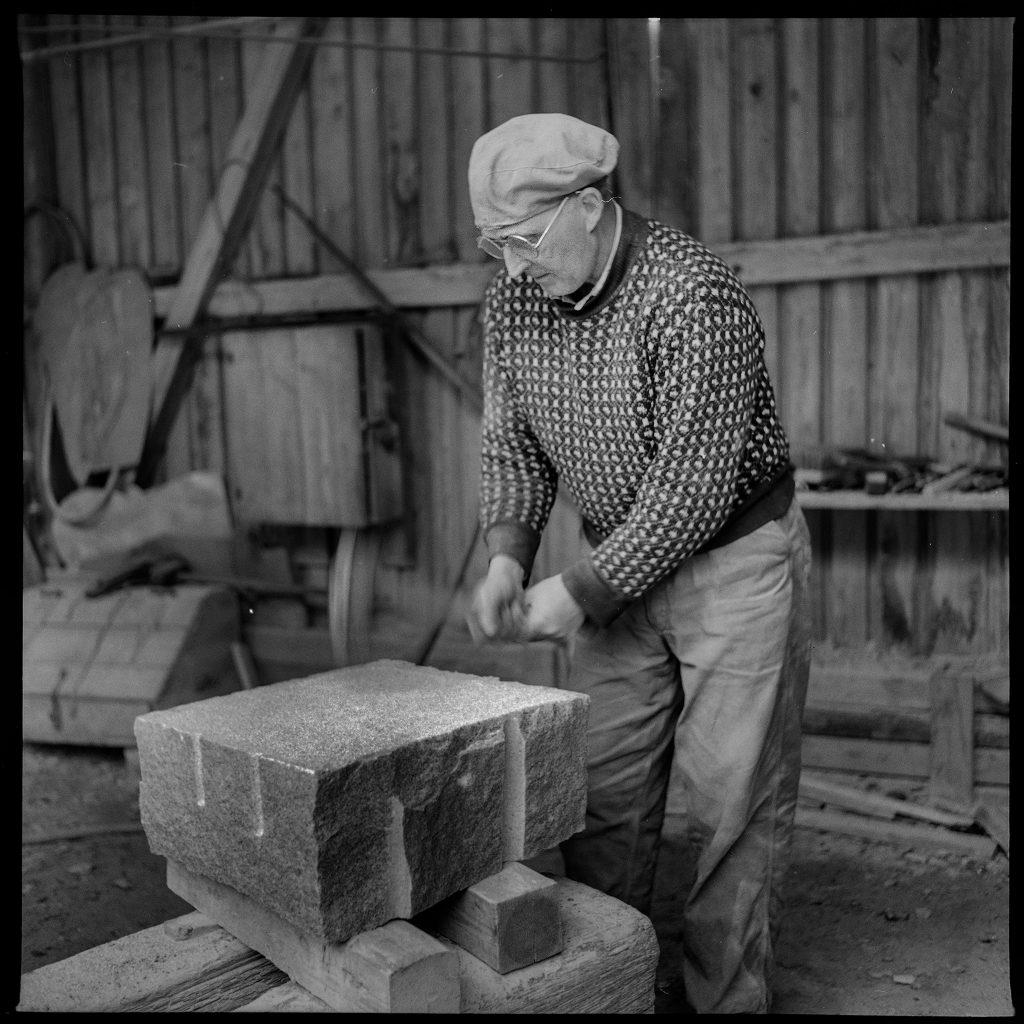 Stenhogger, steinhogger